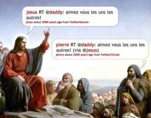 tweet jesus